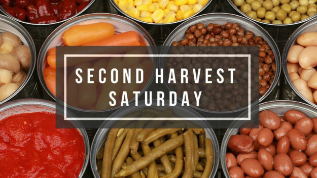 Second Harvest Saturday