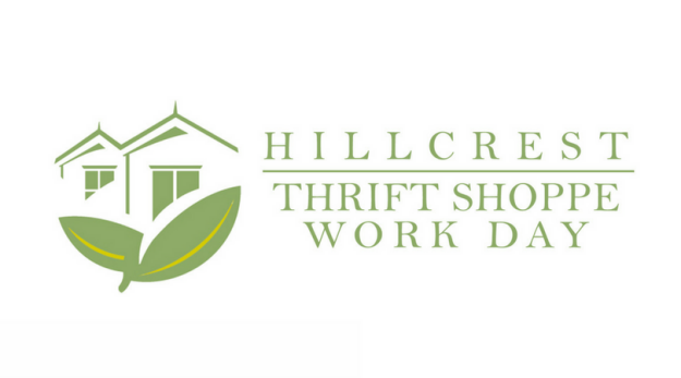 Hillcrest Thrift Shoppe Work Day