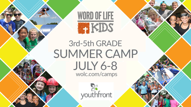 Kids Summer Camp for 3rd-5th Grade