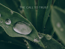 The Call to Trust