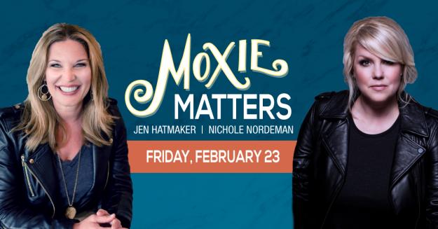 Moxie Matters Tour