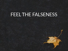Feel the Falseness