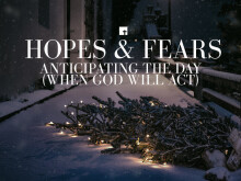 Anticipating the Day (When God Will Act)