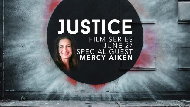 Guest Speaker: Mercy Aiken
