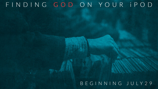 Finding God on Your iPod Begins