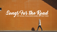 My Soul Follows Hard After Thee