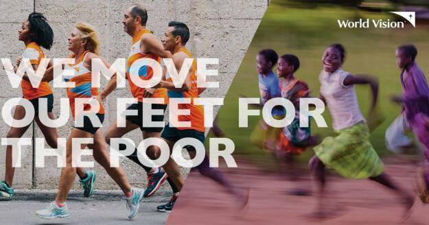 Team World Vision Kansas City Marathon