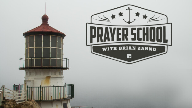 Two-Day Prayer School with Brian Zahnd - Canceled
