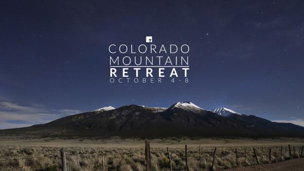 Colorado Mountain Retreat - Canceled