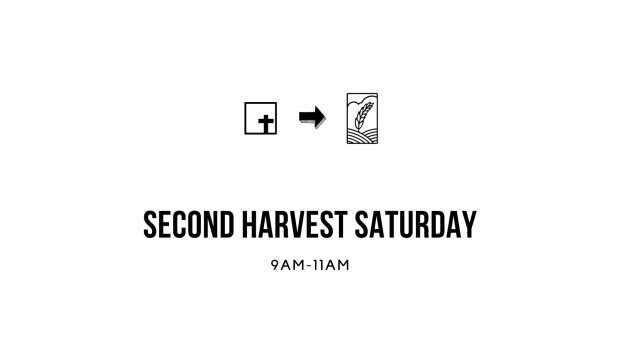 Second Harvest Saturday